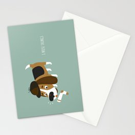 I Nose Things Stationery Cards