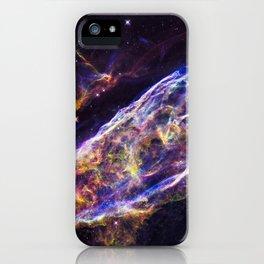 Witch's Broom Nebula iPhone Case