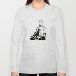 Inked Lincoln Long Sleeve T-shirt