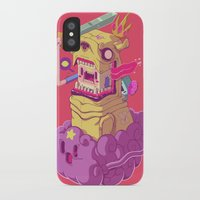 jake iPhone & iPod Cases featuring Finn and Jake by Mike Wrobel