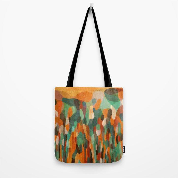 Tropical Meeting Tote Bag