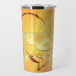 Sternzeichen Skorpion Travel Mug