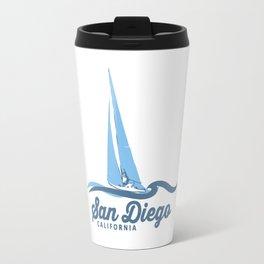 San Diego. Travel Mug