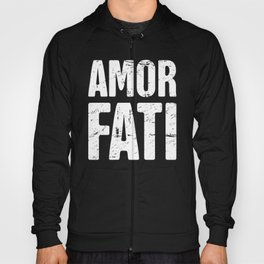 Amor Fati | Stoicism Hoody
