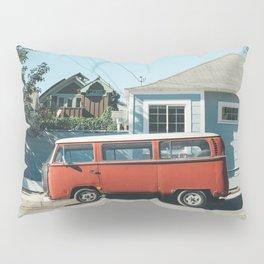 Santa Cruz car Pillow Sham