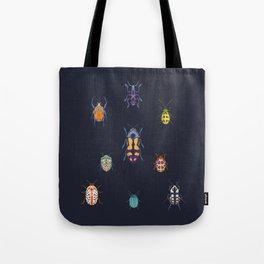 Beautiful bugs Tote Bag