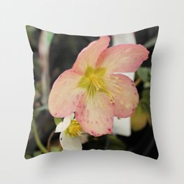 Beauty Part 2 Throw Pillow