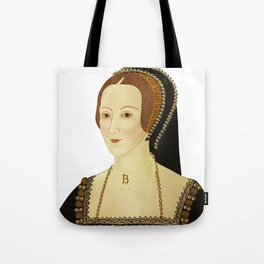 Anne Bolyen - transparent BG Tote Bag