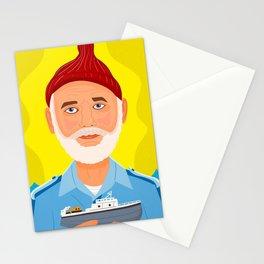 Steve Zissou Stationery Cards