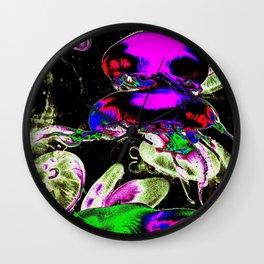 Space Jellyfish  Wall Clock