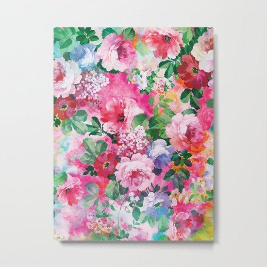 Beautiful Garden Metal Print