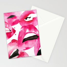Lip Service Stationery Cards
