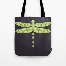 The dragonfly is not envoius Tote Bag