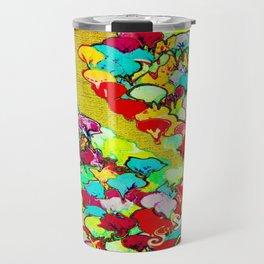 BUBBLE GUM Travel Mug