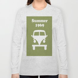 Summer 1969 - Green Long Sleeve T-shirt