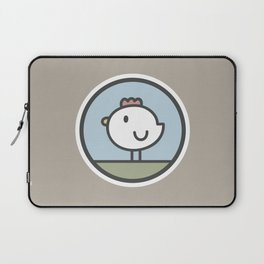 Free Range Chicken Laptop Sleeve
