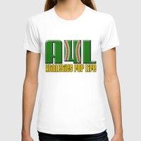 oakland T-shirts featuring Oakland A's Shirt Design by John Alim Studios