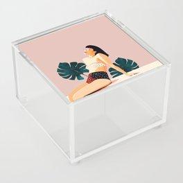 Sunday Acrylic Box