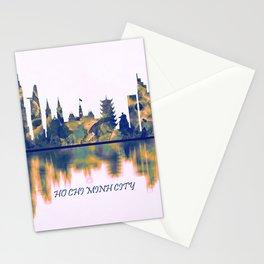 Ho Chi Minh City Skyline Stationery Cards