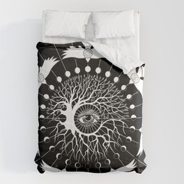 Pursuit of Next, a Tree of Life Comforters