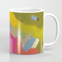 landscape abstract 1/11/19 Coffee Mug