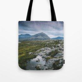 Wester Ross Landscape Tote Bag