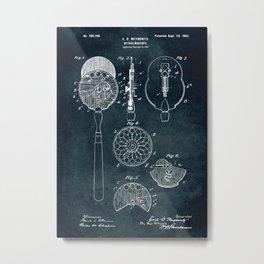1901 - Othalmoscope Metal Print