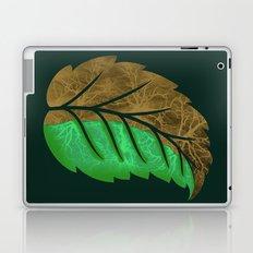 Drying Leaf Laptop & iPad Skin