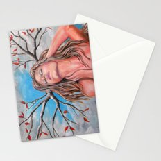 Goddess of the Trees Stationery Cards