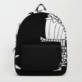 Abrazo en Bote Backpack