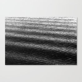 Waves of Energy Canvas Print