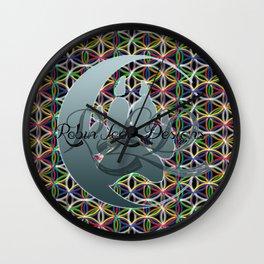 RLD Flower of Life Wall Clock