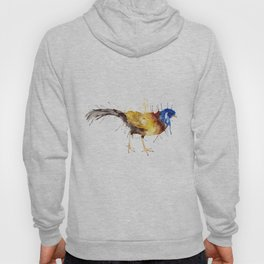 Double Barded Argus Hoody