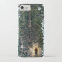 illusion iPhone & iPod Cases featuring Illusion by Art de L'aube