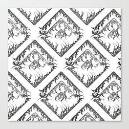Diamond (1) Canvas Print