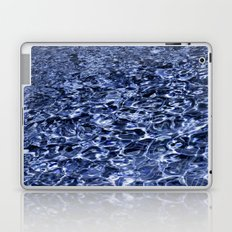 water and ripples Laptop & iPad Skin