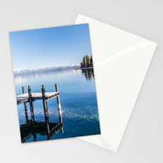 Lake Tahoe 2 Stationery Cards