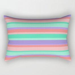 ABSTRACT GEOMETRIC XI Rectangular Pillow