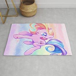 Cute Kawaii Toola Roola My Little Pony Fan Art Rug