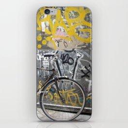 Bike, Barcelona iPhone Skin