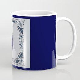 Delft blue tile Eastern Gate in Delft Coffee Mug