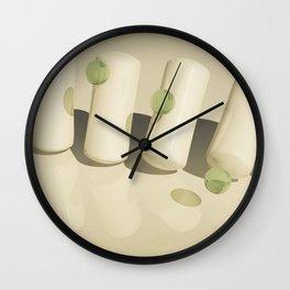 Intolerance Wall Clock