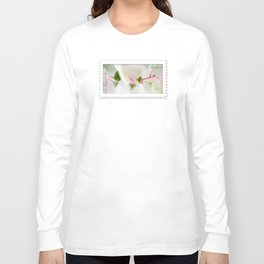 Tiny Trumpet Flower Long Sleeve T-shirt