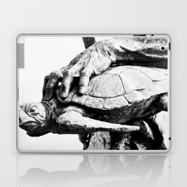 Hand Turtle Laptop & iPad Skin
