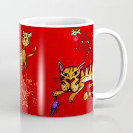 Get the ginger cat!! Coffee Mug