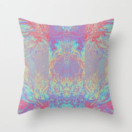 The Soft Death Throw Pillow