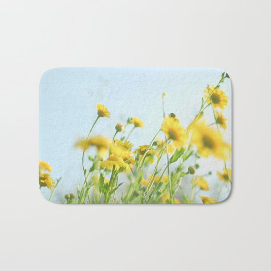 Lie Back and Think of England Bath Mat
