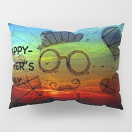 Happy Father Pillow Sham