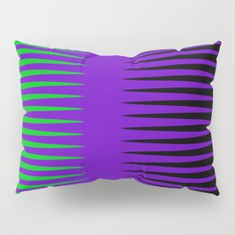 Witchy Wave Design Pillow Sham