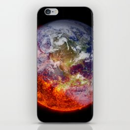 Global Warming Climate Change iPhone Skin